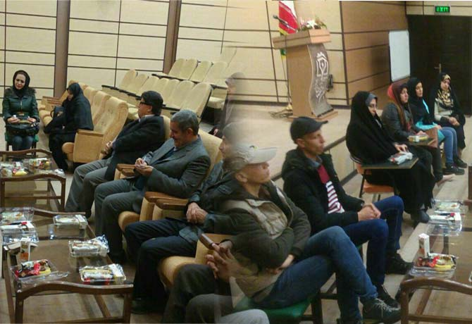 گردهمایی انجمن آلوپسی همدان
