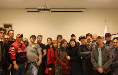 جلسه هم اندیشی انجمن آلوپسی ایران